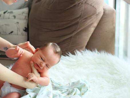 NEWBORN PHOTOS: HUDSON ALEXANDER SINCLAIR