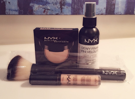 NYX COSMETICS: SUMMER TOUCH UPS FOR MOMS!