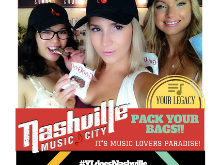 PLANNING A TRIP TO NASHVILLE : VISIT MUSIC CITY