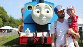 A DAY OUT WITH THOMAS THE TANK ENGINE