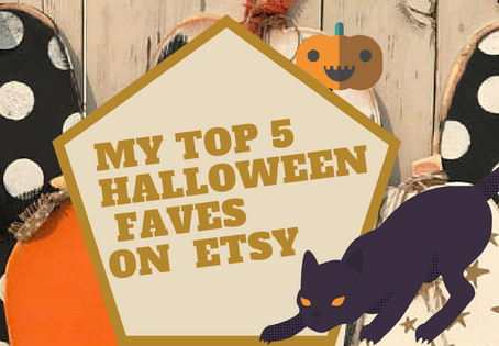 MY TOP 5 ETSY HALLOWEEN 2017 FAVOURITES