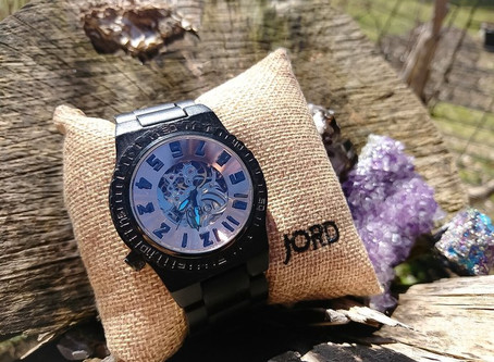 JORD WOOD WATCH GIVEAWAY!!!