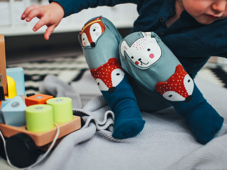 5 THINGS TO MAKE YOUR MORNING ROUTINE WITH YOUR TODDLER EASIER