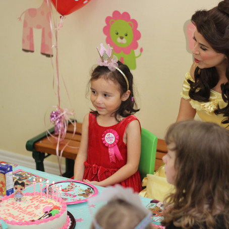 HOW TO THROW A KIDS BIRTHDAY PARTY ON A TIGHT SCHEDULE