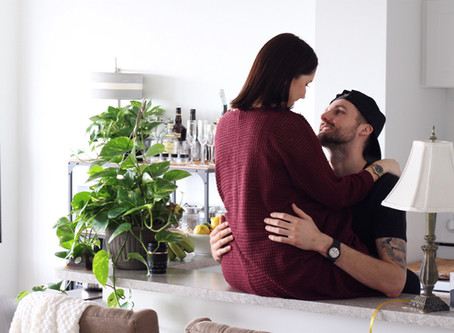 5 TIPS TO A HAPPY & HEALTHY RELATIONSHIP AFTER A BABY