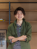 入社4年 店長  福田  竜太