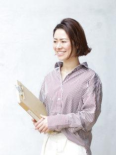 入社13年 統括マネージャー 小林 光枝