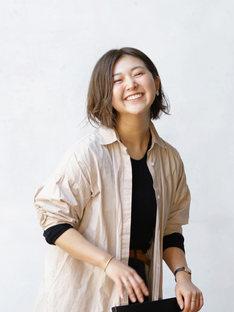 入社5年 副店長 勝田  映子