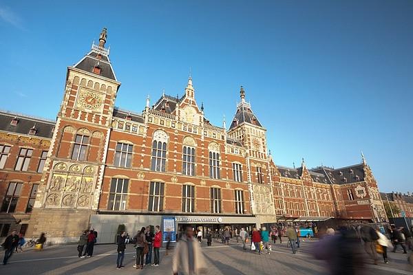 Gare-Amsterdam