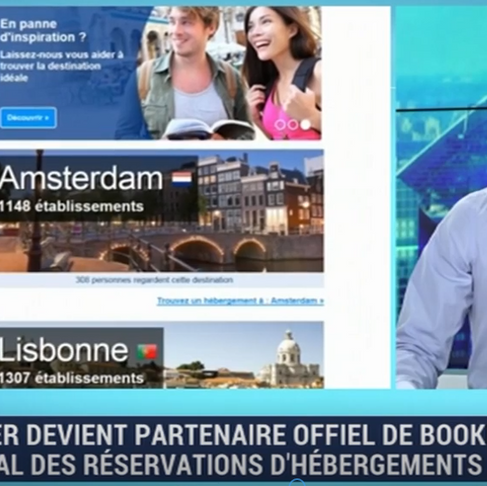 Interview : Maxime Pialat, CEO de Supertripper, annonce un partenariat avec Booking.com