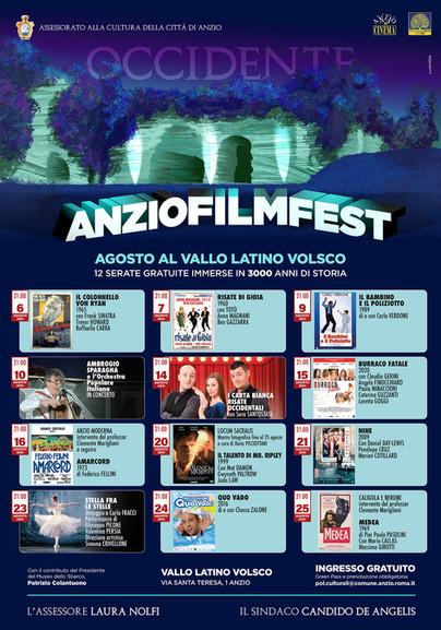 FilmFest, dal 6 al 25 agosto nove imperdibili pellicole girate ad Anzio