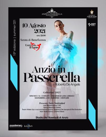 'Anzio in Passerella': moda, spettacolo e solidarietà. Stasera allo Stadio del Baseball
