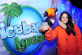 ice bar iguazu