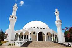 mesquita árabe