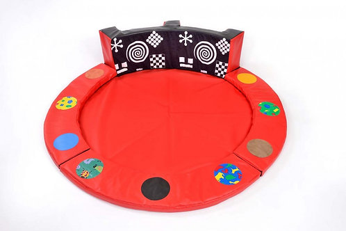 Baby Moves Curiosity Curve and Mat Set