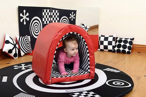Baby Moves Rockyroad Tunnel