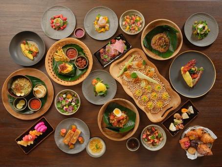 A Gastro Oasis - Rumari @Raffles Bali