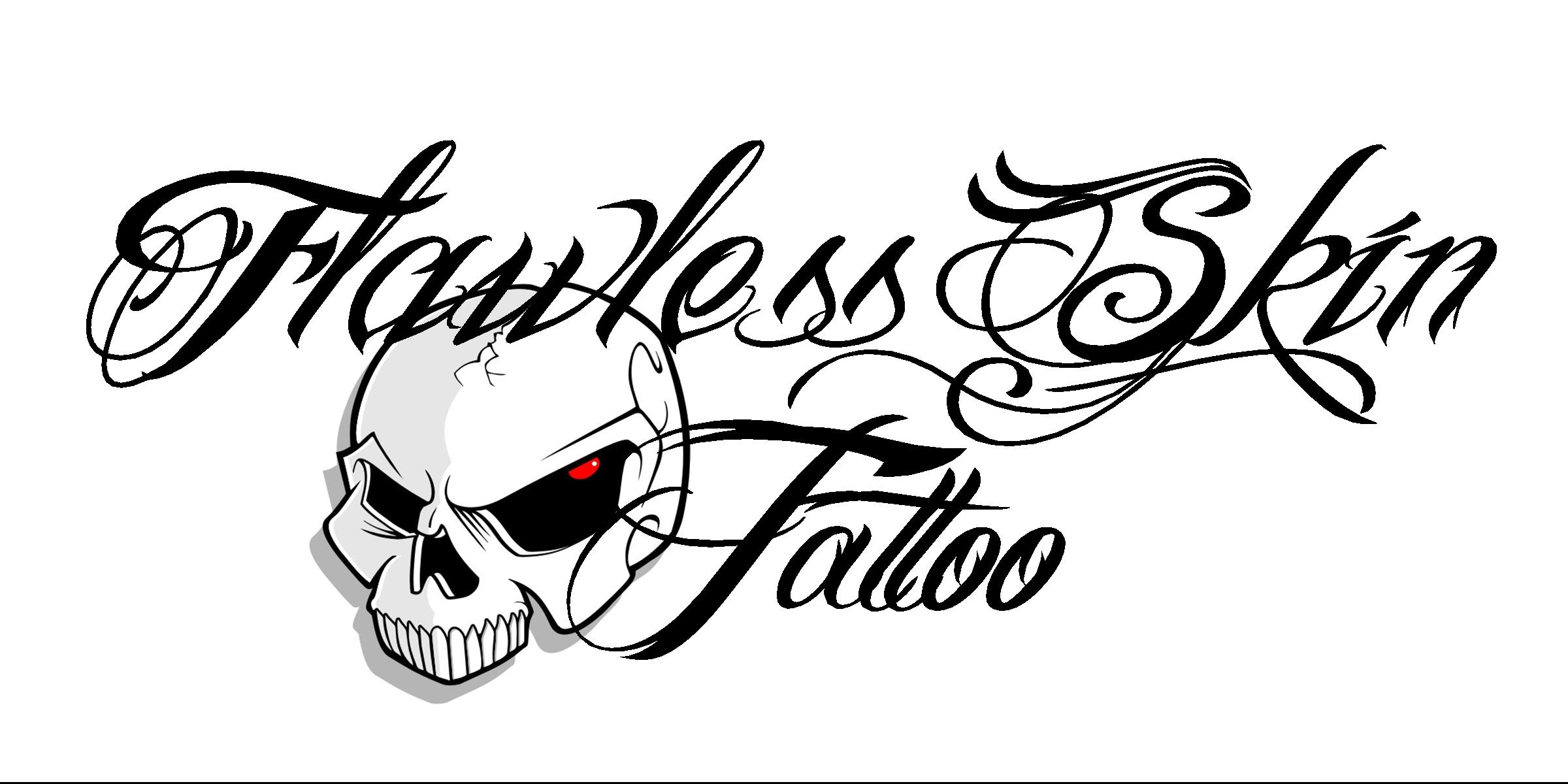 Tattoo Shop Business Logo