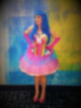 Katy Perry impersonator full hour singing act Toronto impersonator lookalike