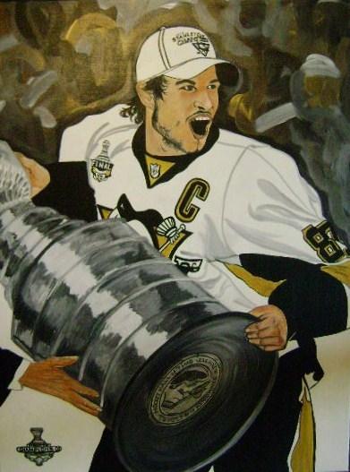 David Crosby 4x5ft