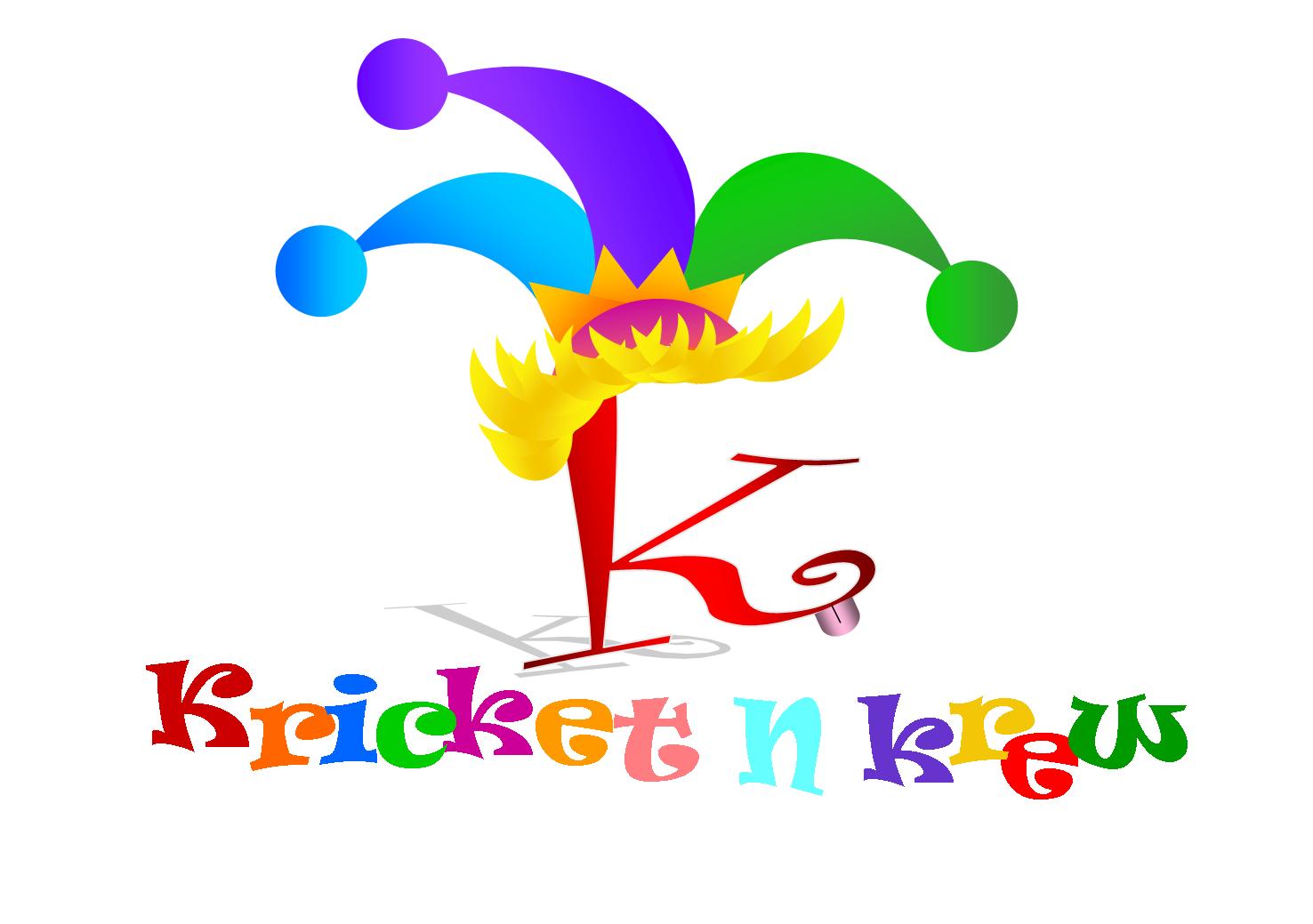 Clown Entertainment Business Logo