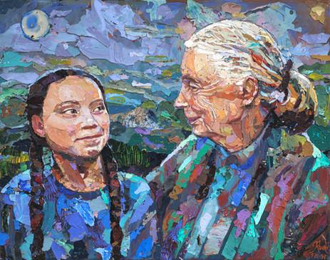 Greta and Jane