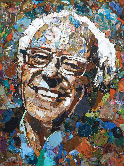 Bernie Sanders -Canvas