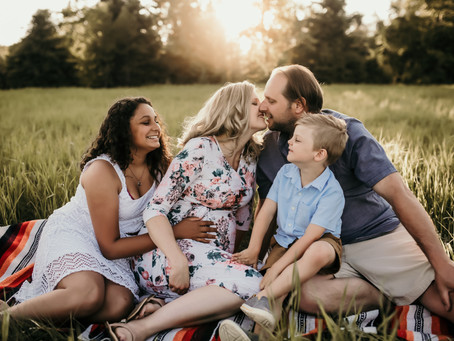 What to wear / a guide for family portraits