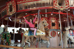 Historic Carousel of Light
