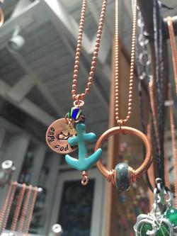 Copper Cape Cod Necklaces