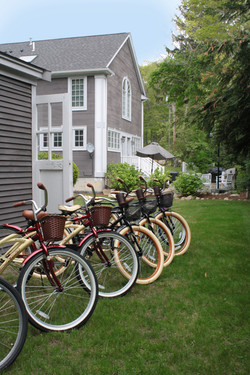 Bike Rentals Included on Site