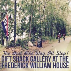 Gift Shop Bikeway Access