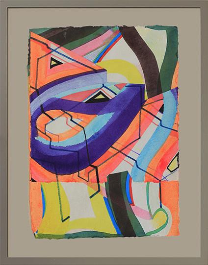 'Small watercolours 2', 2017