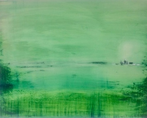 green stands alone,  2017