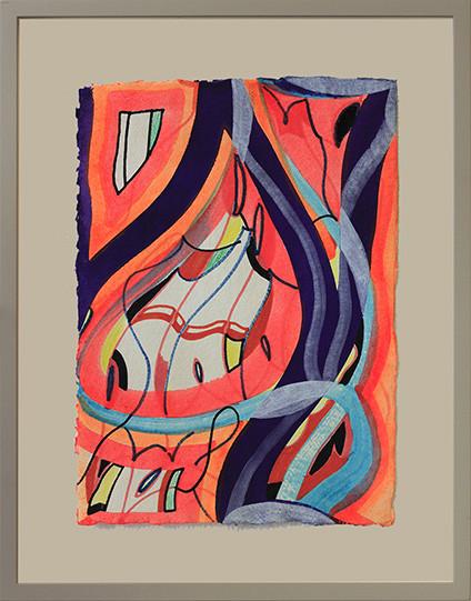 'Small watercolours 18', 2017