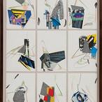 'New Forest sketchbook', 2012