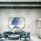 installation for david collins, new york
