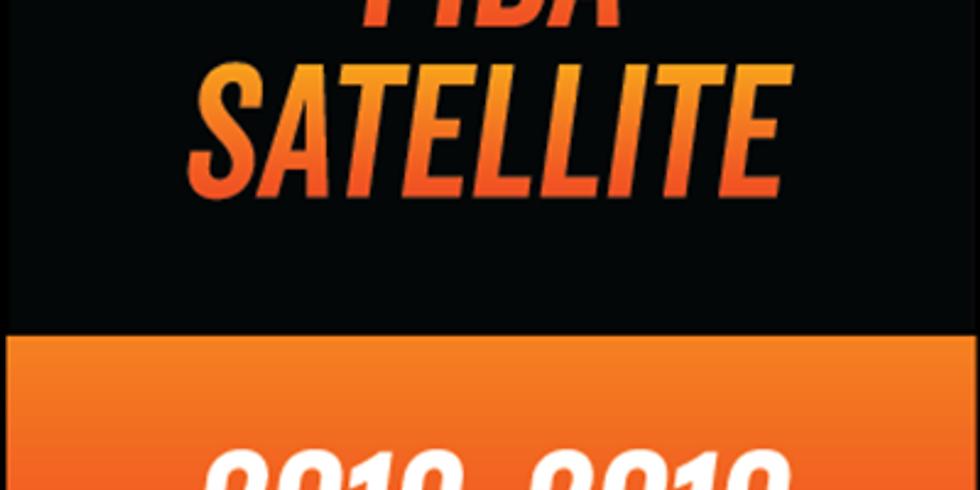 FIBA SATELLITE AMSTERDAM