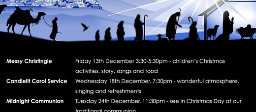 Christmas Services and Events