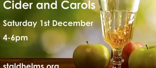 Cider and Carols