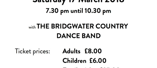 Barn dance - 17th March