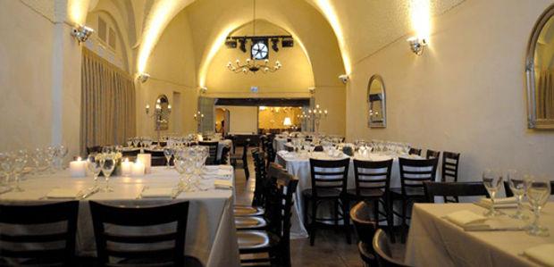 restaurante Salão