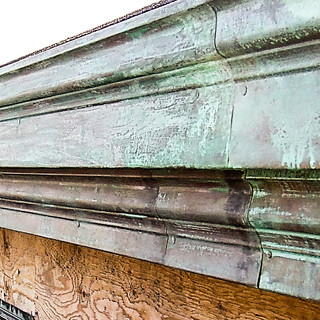 Pitina Copper Crown Molding