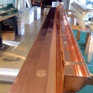 Copper Crown Molding
