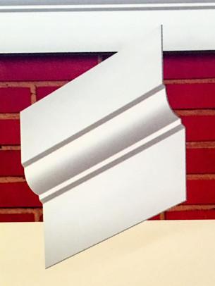 Aluminum Plank Molding