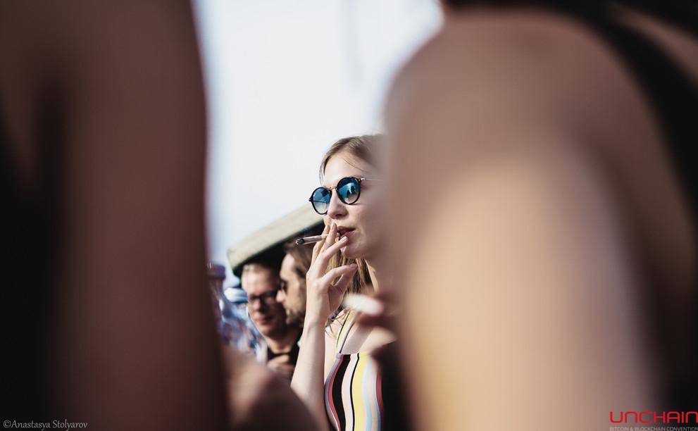 Unchain Convention 2019 Anastasya Stolya