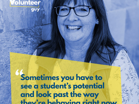 Colette Taylor - The Unique Benefits of Student Volunteers