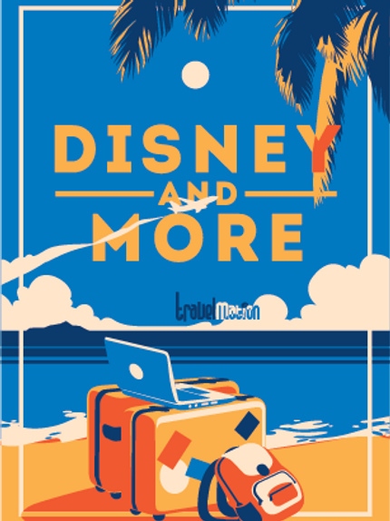 FULL SET: Disney and More Lithograph
