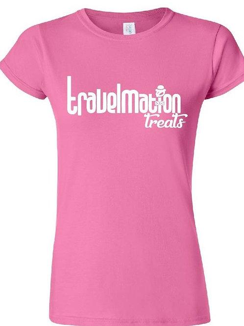 Travelmation Treats Tee (Women's Cut)