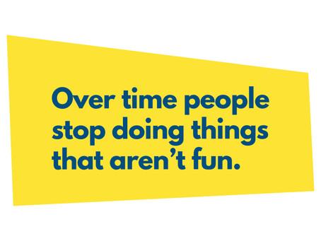 How to Make Volunteering Fun